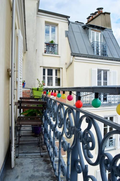 Casas con encanto el apartamento de Sofía en París 3
