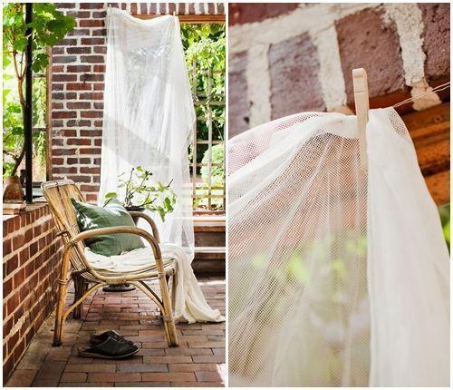 Ideas de decoración inspiradoras para porches, jardines y terrazas 1