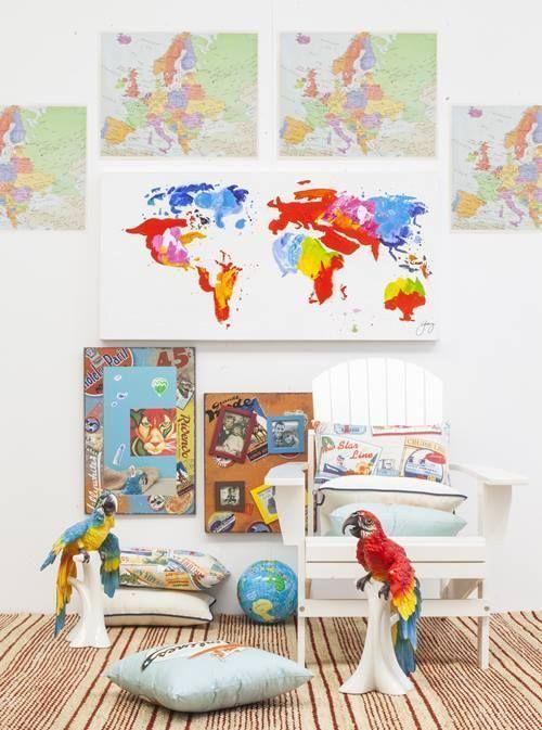 Imaginativas ideas de decoración de Leroy Merlin 2014 2
