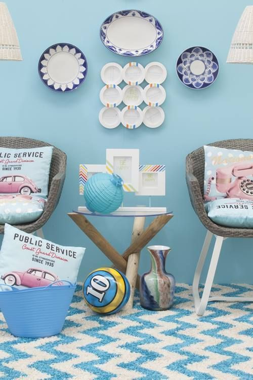 Imaginativas ideas de decoración de Leroy Merlin 2014 8