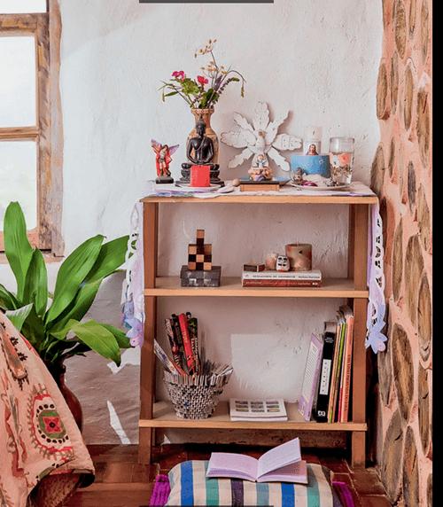 Una decoración reciclada para la más bella casa sostenible... 3