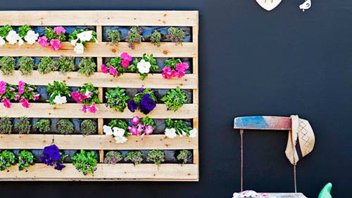 3 ideas fáciles de muebles con palets para decorar tu casa 3