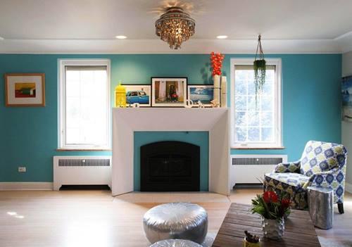 Casas con encanto decoración tropical en Denver Colorado 6