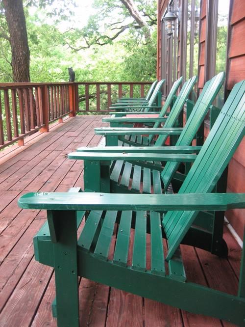 Silla Adirondack, la leyenda viva de los muebles de exterior 7
