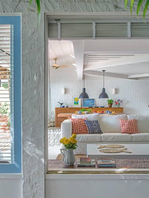 Casas con encanto rústico renovado junto al mar en Brasil 3