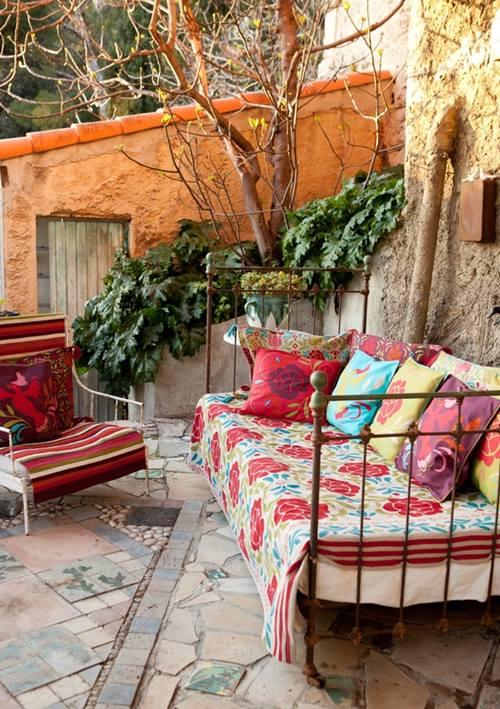 Decoración de exteriores con las más bellas ideas... 8