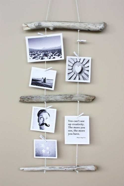 Ideas para decorar con recuerdos de las vacaciones 6