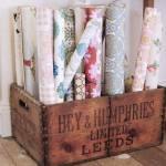 Papel pintado vintage con diseños que enamoran…