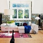 Casas con encanto: decoración vintage con un punto bohemio