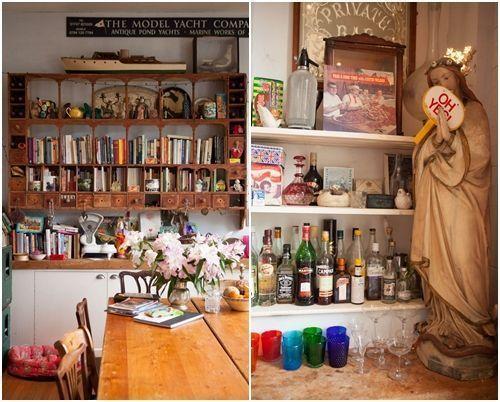 Casas con encanto crazy vintage en esta casa familiar en Dorset 8