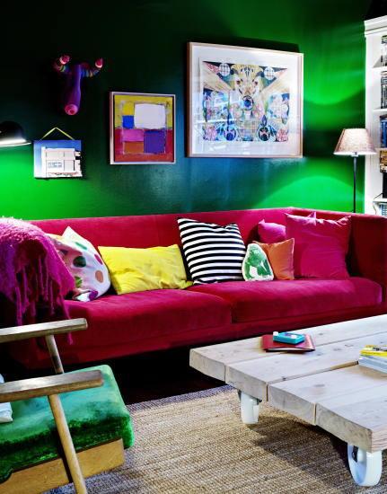 Casas con encanto un hogar donde el color todo lo puede  1