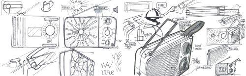 LA RADIO û SKETCH