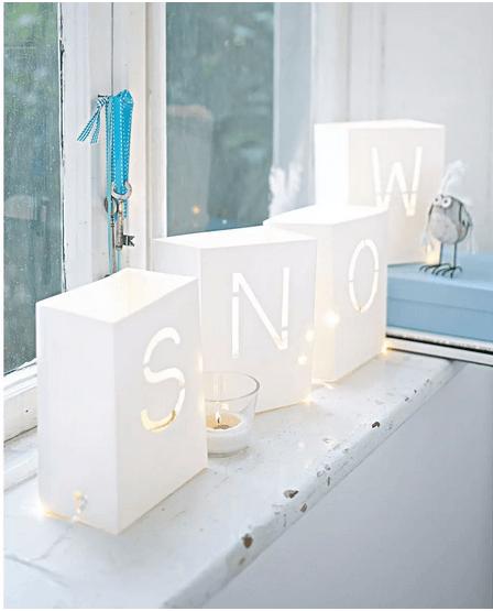 Tienda de decoración online con juegos de luces led para Navidad Impressionen12