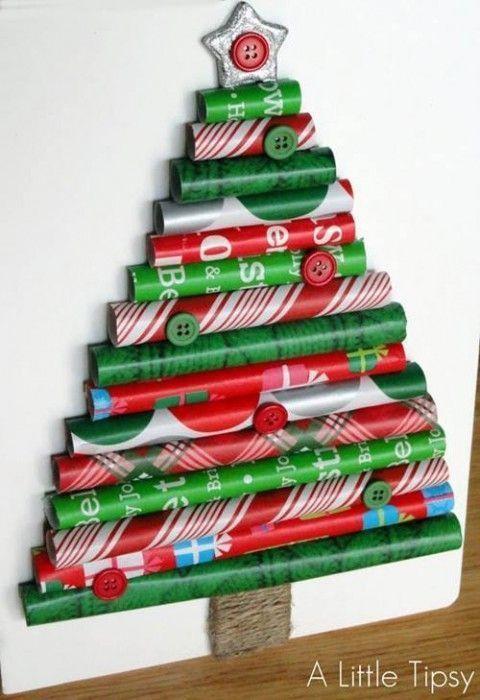 Árbol de Navidad original ni te imaginas las ideas capturadas en la Red 4