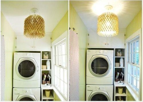 10 manualidades con pinzas de madera para decorar tu casa 10