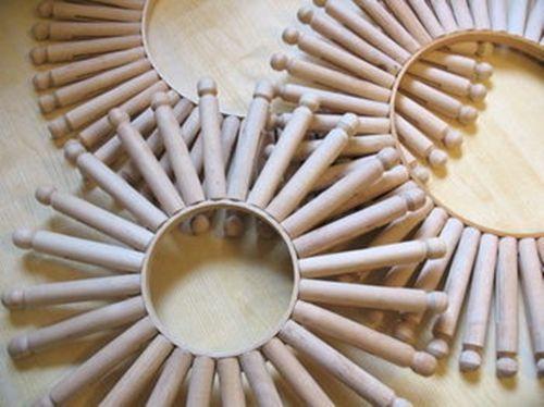 10 manualidades con pinzas de madera para decorar tu casa 6