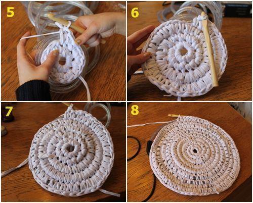 Una alfombra de trapillo original a más no poder... 4
