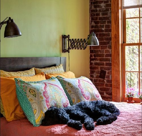 Casas con encanto un apartamento en Nueva York rústico renovado 7