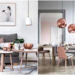 Lámparas de color cobre y otras piezas para decoracion vintage 2