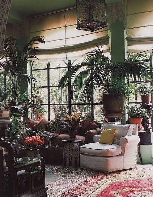 ¡Mi casa, mi selva! 20 ideas para decorar con plantas de interior 12
