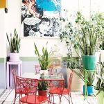 ¡Mi casa, mi selva! 20 ideas para decorar con plantas de interior 2