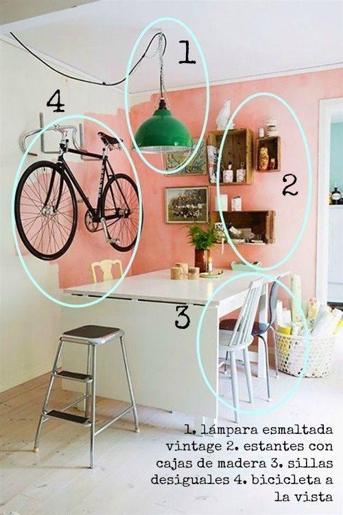 Cómo decorar salón, dormitorio y comedor con ideas tendencia ...