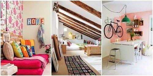cmo decorar saln dormitorio y comedor con ideas tendencia 4 - Decorar Salon