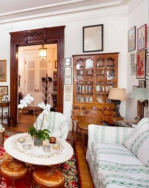 Casas con encanto aquí vivió Lauren Bacall en Nueva York 1