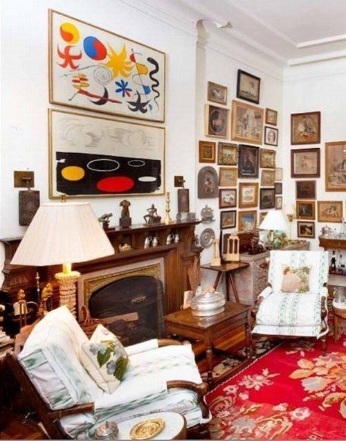 Casas con encanto aquí vivió Lauren Bacall en Nueva York 2