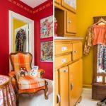 Casas con encanto decoración retro con chispa en Holanda 4