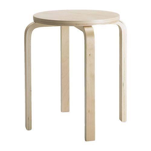 DIY fácil taburete de Ikea tuneado con falso punto de cruz 7