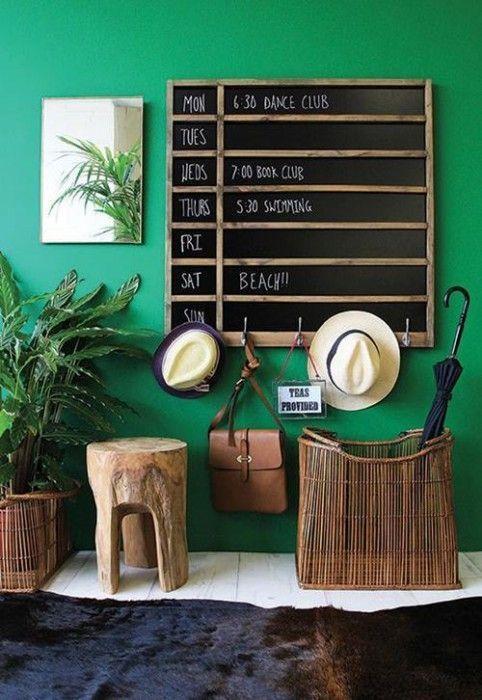 Verde esmeralda para decoración de interiores llena de misterio... 3