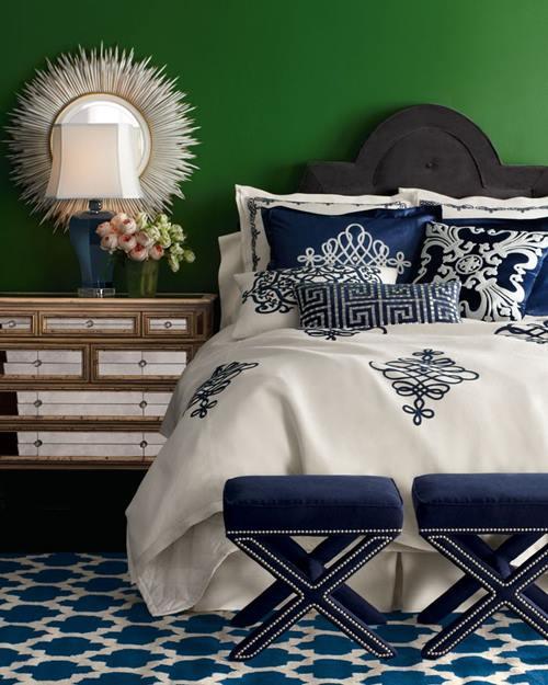 Verde esmeralda para decoración de interiores llena de misterio... 4