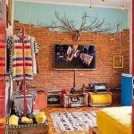 casas con encanto decoracion reciclada y optimista en Brasil 1