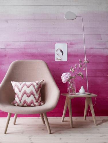Cómo aplicar la técnica tie-dye para decorar tu casa 3