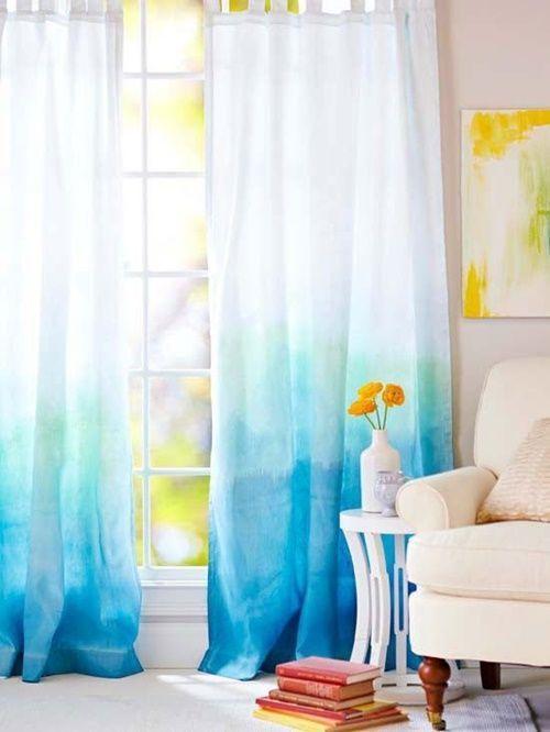 Cómo aplicar la técnica tie-dye para decorar tu casa 6