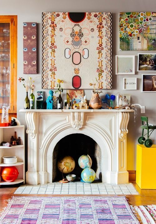 Casas con encanto The New Bohemians by Justina Blakeney 5