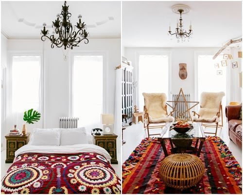 Casas con encanto The New Bohemians by Justina Blakeney 9