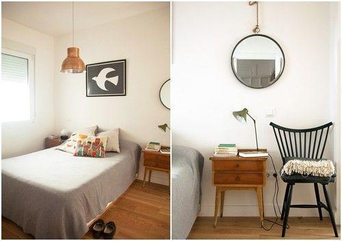 Casas con encanto as es el piso de una ilustradora en - Pisos para una persona madrid ...