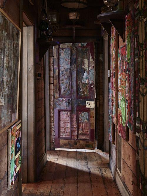 Casas con encanto decoraci n vintage arte y coleccionismo decomanitas - Casas decoradas con encanto ...
