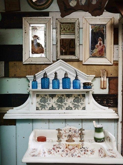 Casas con encanto decoración vintage, arte y coleccionismo 10