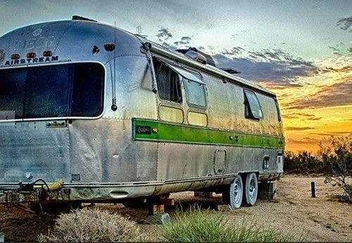 Casas con encanto imaginas vivir en una caravana así... 1