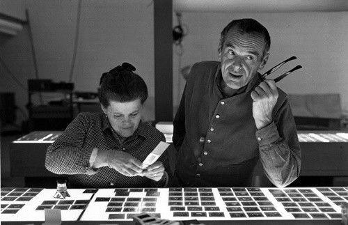 Diseños célebres silla Eames, icono del diseño de los 50s 2