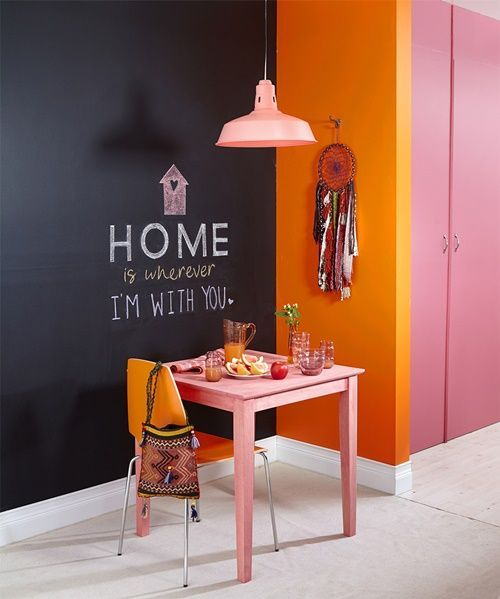20 ideas para pintar muebles de madera antiguos a todo color 11