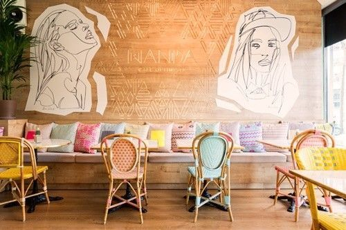 Sitios con encanto en Madrid Wanda, el café más optimista 4