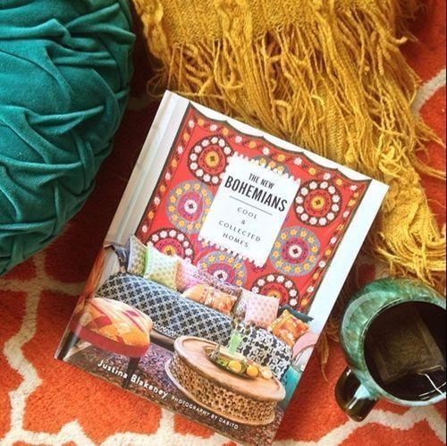 The New Bohemians, el libro sagrado de la decoración boho-chic 6