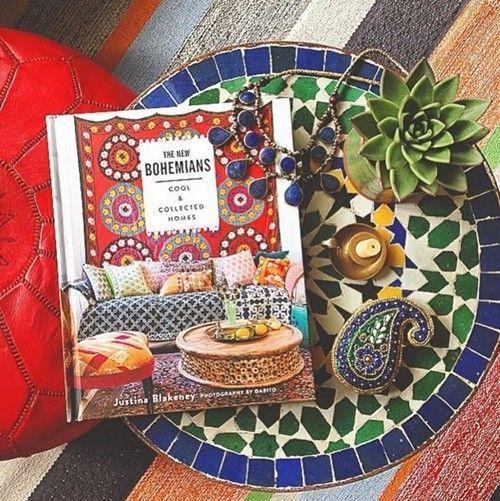 The New Bohemians, el libro sagrado de la decoración boho-chic 7