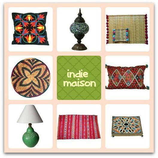 Tiendas de decoracion online etnico singular en Indie Maison 11