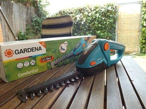 Herramientas de jardinería para podar fácilmente setos y trepadoras 2