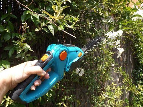 Herramientas de jardinería para podar fácilmente setos y trepadoras 4